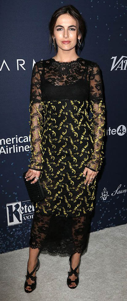 black-dress-lace-sheer-black-bag-clutch-black-shoe-sandalh-camillabelle-brun-fall-winter-dinner.jpg