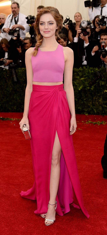 pink-magenta-dress-tonal-slit-croptop-braid-emmastone-spring-summer-hairr-elegant.jpg