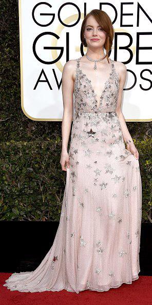 pink-light-dress-choker-necklace-blush-golden-globes-gown-emmastone-fall-winter-hairr-elegant.jpg