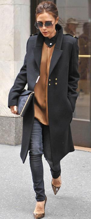 black-skinny-jeans-camel-top-blouse-black-jacket-coat-sun-cognac-shoe-pumps-leopard-print-victoriabeckham-brun-fall-winter-work.jpg