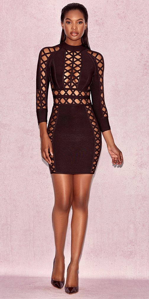 brown-dress-bodycon-seethrough-sheer-cutout-spring-summer-brun-dinner.jpg