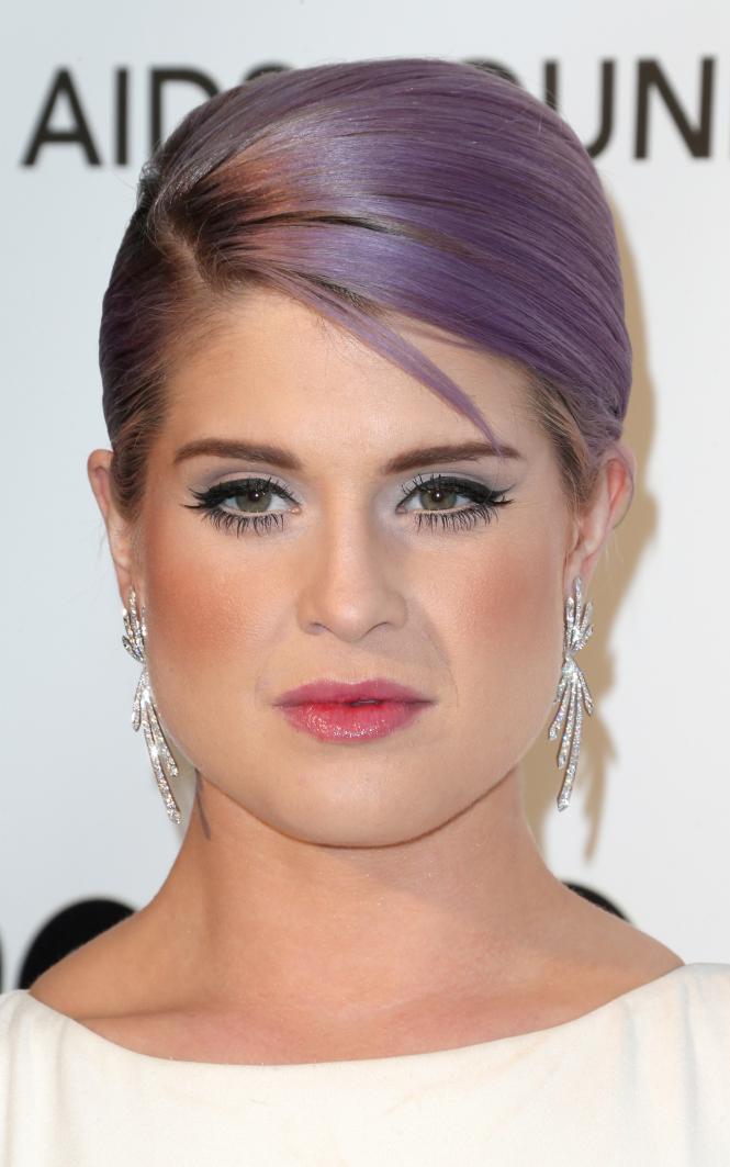 what-to-wear-pear-face-shape-style-haircut-sunglasses-hat-earrings-jewelry-kellyosbourne-updo-purple.jpg