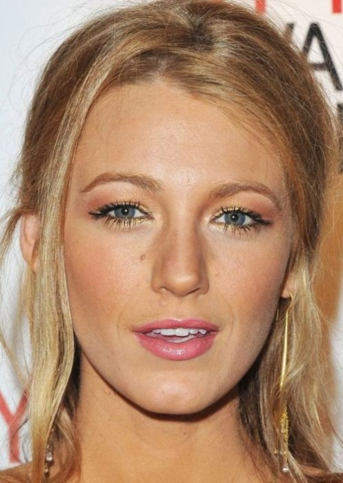 what-to-wear-oblong-face-shape-style-haircut-sunglasses-hat-earrings-jewelry-blakelively-blueeyes-pink-lips.jpg