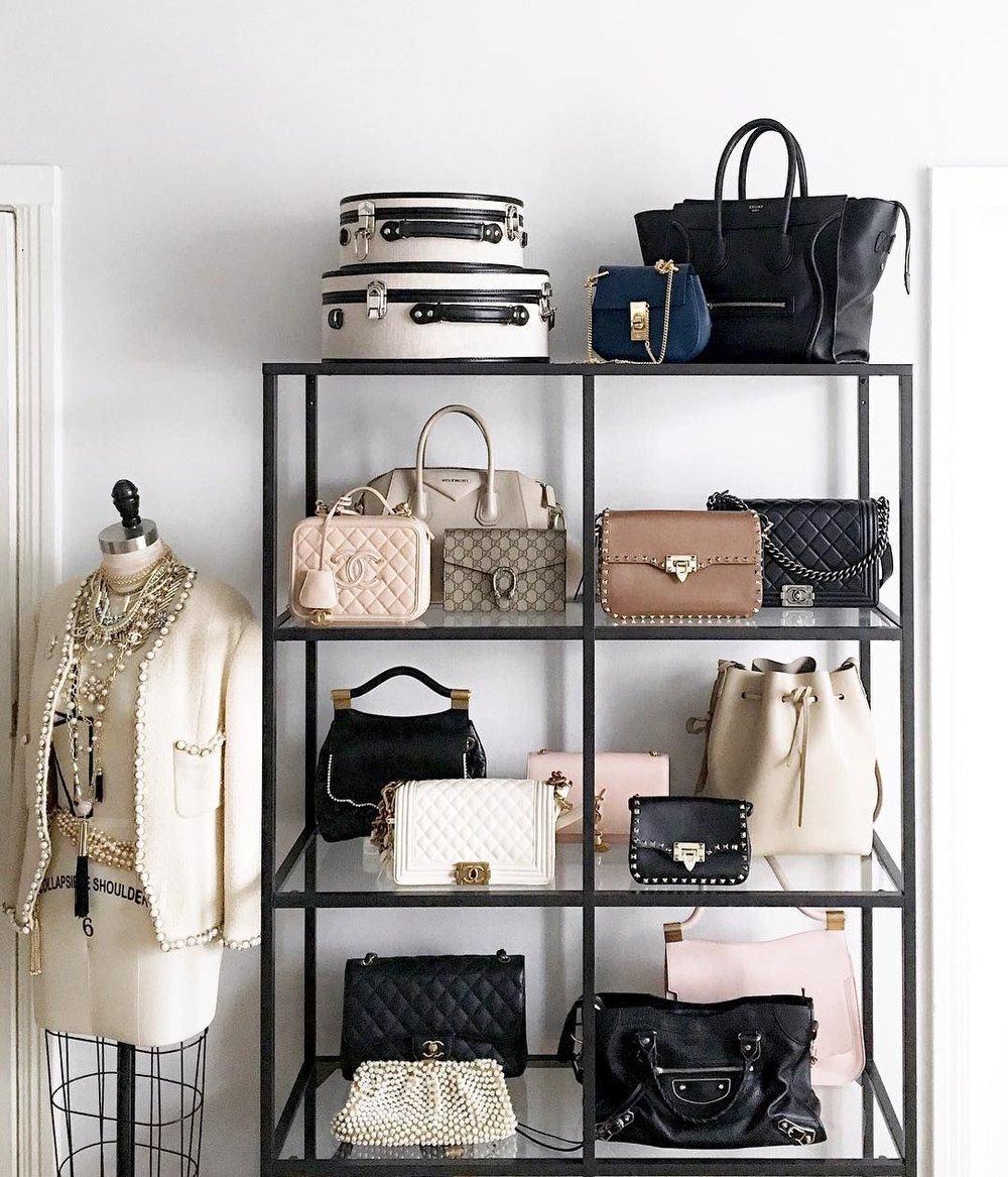 bookshelf-how-to-organize-your-handbags-closet-shelves-wall-chanel.jpg