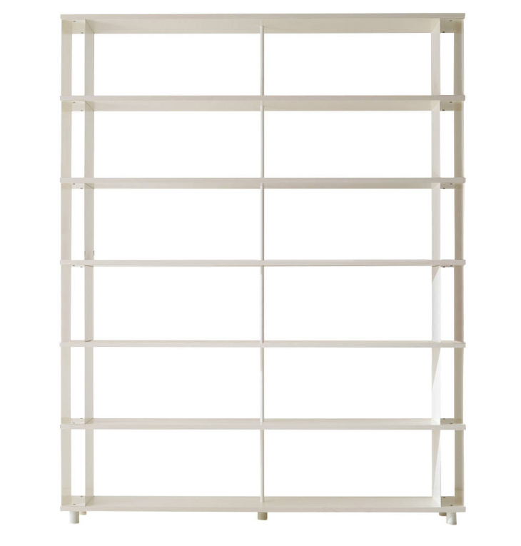 Piarotto Skaffa Bookcase, $2,917 at Houzz - This super-huge shelving unit is sleek and modern!