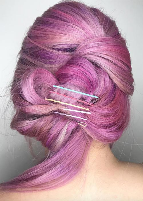 how-to-style-hair-accessories-bobby-pin-hairstyles-ways-to-wear-pastel-pink-purple.jpg