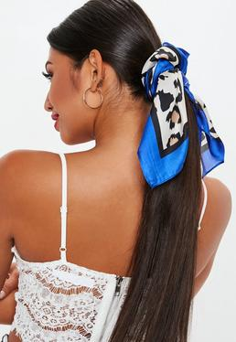 how-to-style-hair-accessories-scarf-scarves-bandana-silk-tied-headband-blue-leopard-print-scarf.jpg