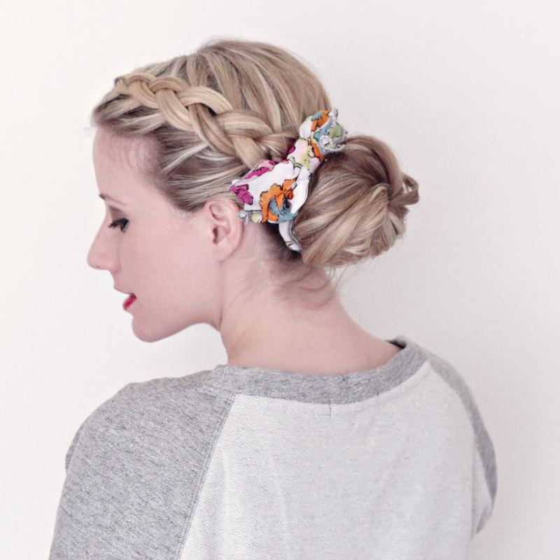 how-to-style-hair-accessories-scarf-scarves-bandana-silk-braid-bun-floral-summer.jpg
