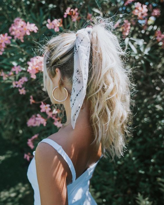 how-to-style-hair-accessories-scarf-scarves-bandana-silk-white-pony.jpg