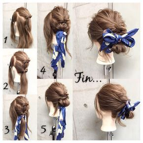 how-to-style-hair-accessories-scarf-scarves-bandana-silk-blue-bun-tied.jpg