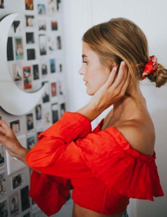 how-to-style-hair-accessories-scarf-scarves-bandana-silk-orange-bun.jpg