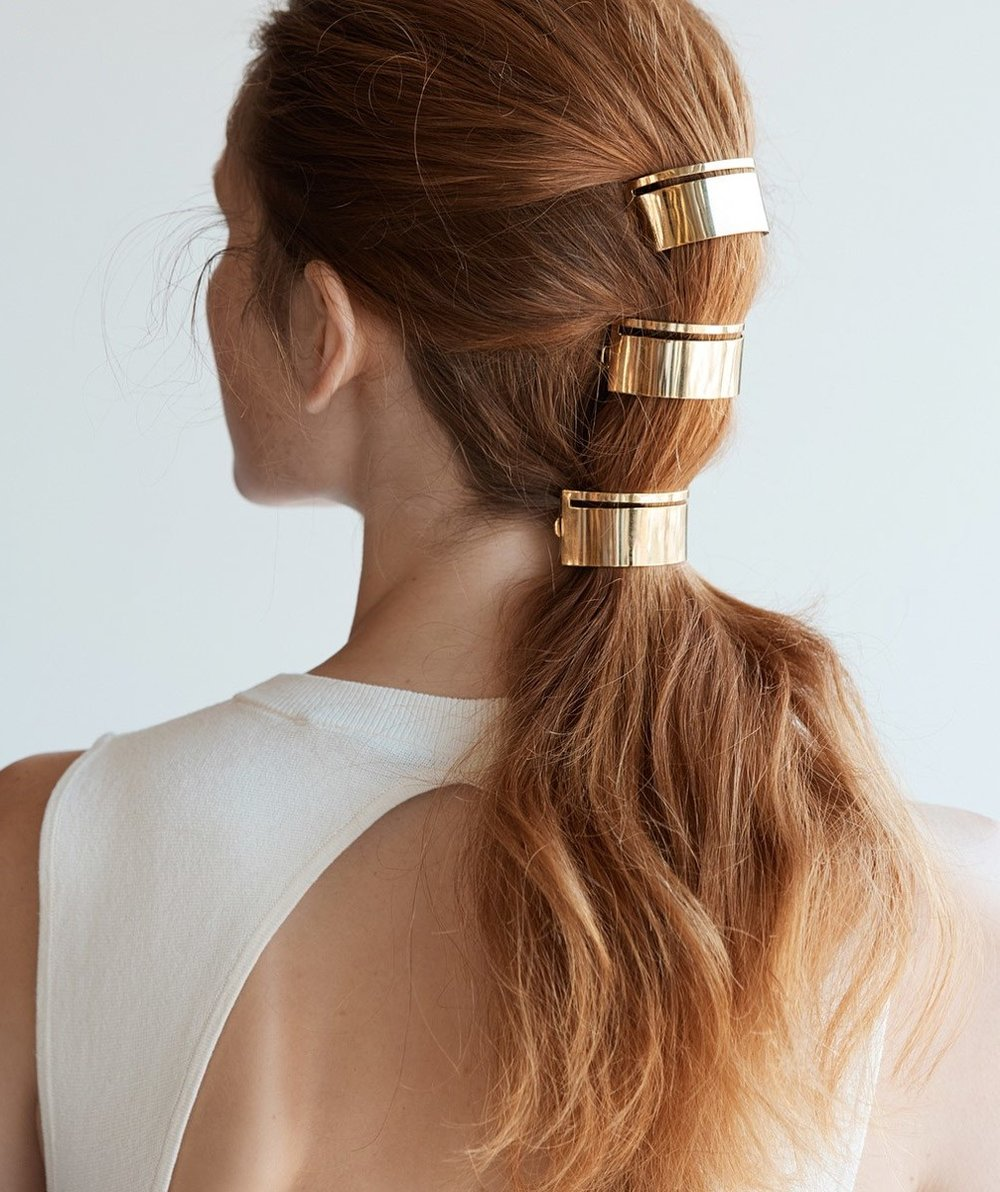 ponytails-how-to-style-hair-accessories-clip-barrettes-gold-triple-multiple-work-elegant-dinner.jpg