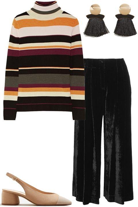 black-culottes-pants-velvet-camel-sweater-stripe-multi-turtleneck-earrings-tan-shoe-pumps-thanksgivingoutfit-fall-winter-dinner.jpg