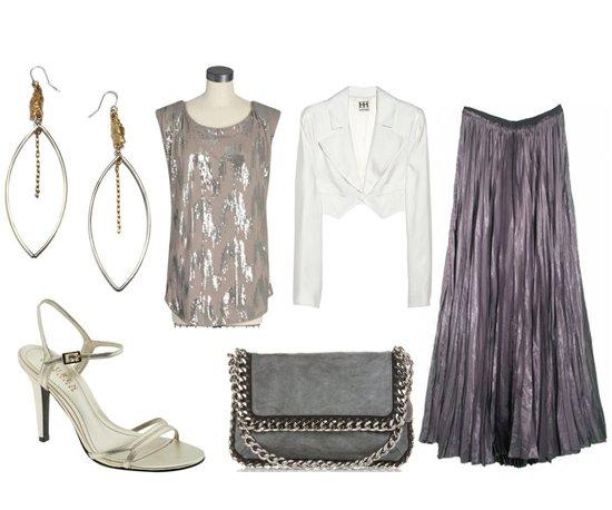 grayl-top-sequin-earrings-gray-bag-white-jacket-blazer-metallic-grayd-maxi-skirt-holiday-fall-winter-dinner.jpg