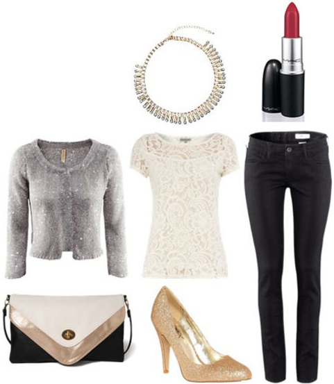 black-skinny-jeans-white-top-lace-grayl-jacket-tan-shoe-pumps-white-bag-necklace-howtowear-fashion-style-outfit-fall-winter-holiday-dinner.jpg