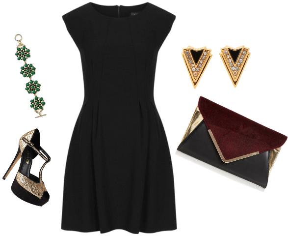 black-dress-aline-tan-shoe-sandalh-bracelet-earrings-burgundy-bag-clutch-howtowear-fashion-style-outfit-fall-winter-holiday-officeparty-dinner.jpg