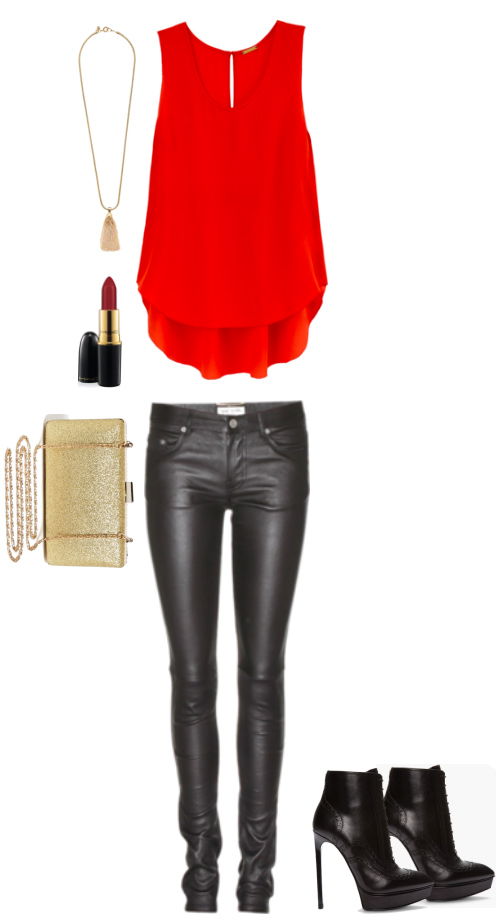 black-skinny-jeans-red-top-leather-black-shoe-booties-tan-bag-necklace-pend-howtowear-fashion-style-outfit-fall-winter-holiday-dinner.jpg