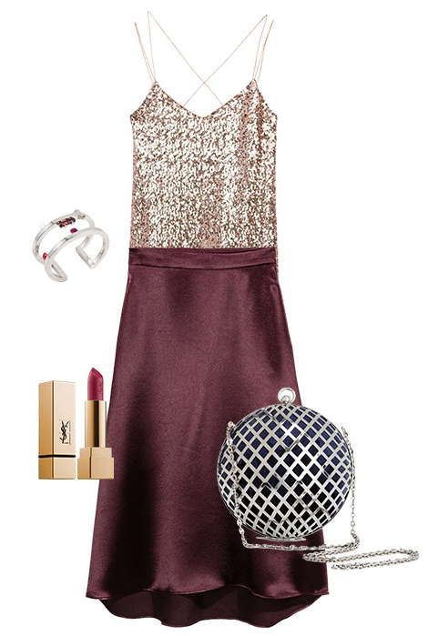 r-burgundy-midi-skirt-o-tan-cami-sequin-silk-gray-bag-bracelet-cocktail-howtowear-fashion-style-outfit-fall-winter-holiday-dinner.jpg