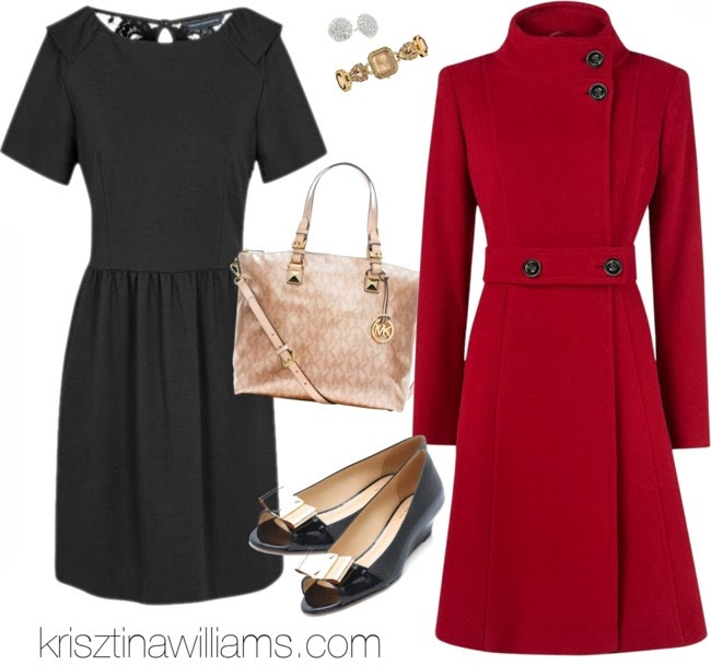 black-dress-mini-lbd-red-jacket-coat-black-shoe-pumps-tan-bag-watch-studs-howtowear-fashion-style-outfit-fall-winter-holiday-dinner.jpg