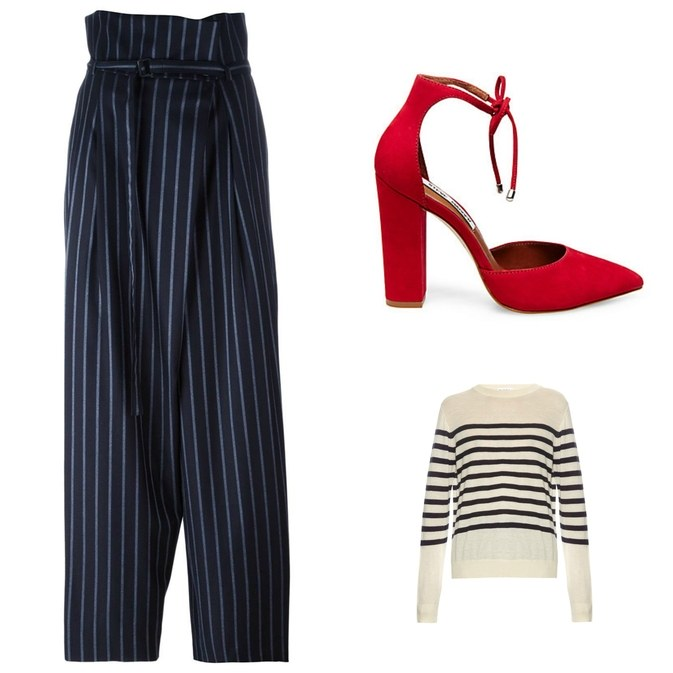 blue-navy-wideleg-pants-blue-navy-sweater-stripe-red-shoe-pumps-mix-prints-howtowear-fashion-style-outfit-fall-winter-holiday-dinner.jpg