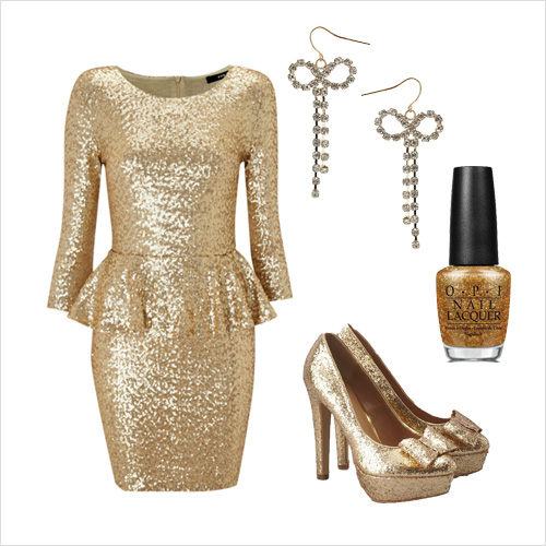 o-tan-dress-mini-tan-shoe-pumps-earrings-nail-mono-sparkle-gold-newyearseve-howtowear-fashion-style-outfit-fall-winter-holiday-dinner.jpg