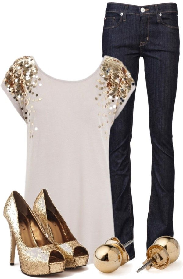 blue-navy-flare-jeans-o-tan-top-sequin-studs-tan-shoe-pumps-howtowear-fashion-style-outfit-fall-winter-holiday-dinner.jpg