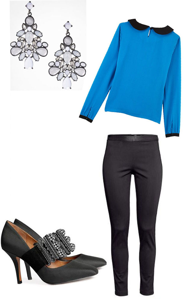 black-slim-pants-blue-med-top-blouse-peterpan-jewel-earrings-black-shoe-pumps-howtowear-fashion-style-outfit-fall-winter-holiday-dinner.jpg