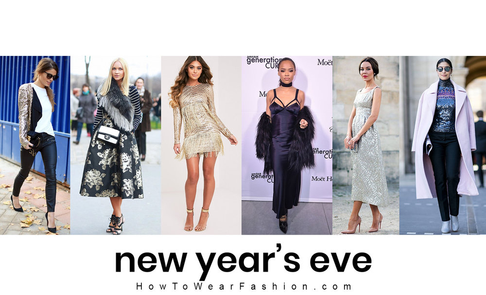 New Year's Eve outfit ideas - here's what to wear for your holiday party!