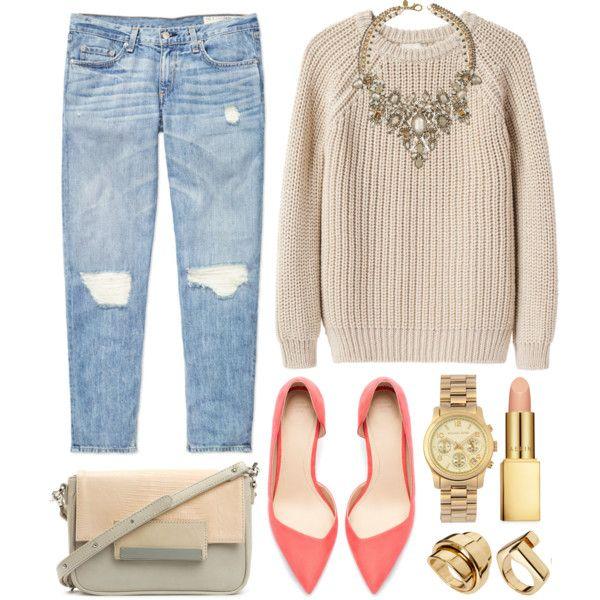 blue-light-boyfriend-jeans-bib-necklace-white-sweater-peach-shoe-pumps-watch-tan-bag-howtowear-valentinesday-outfit-fall-winter-lunch.jpg