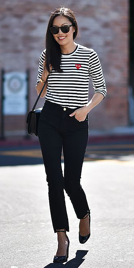 black-skinny-jeans-white-tee-stripe-sun-black-bag-black-shoe-pumps-brun-howtowear-valentinesday-outfit-fall-winter-lunch.jpg