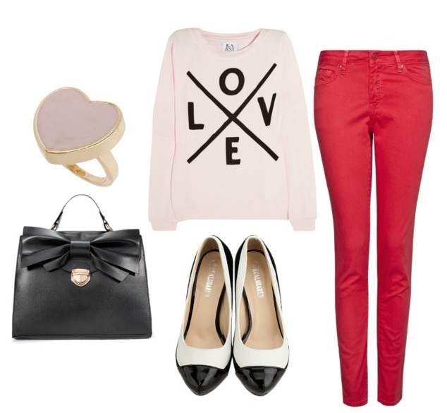 red-skinny-jeans-white-sweater-graphic-ring-black-bag-white-shoe-pumps-howtowear-valentinesday-outfit-fall-winter-lunch.jpg