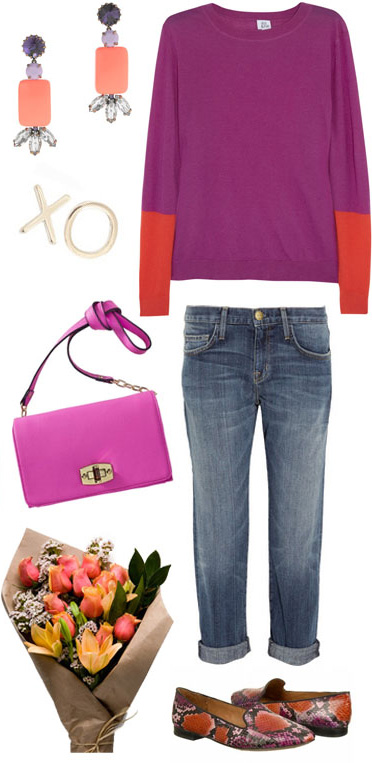 blue-med-boyfriend-jeans-purple-royal-sweater-pink-bag-earrings-howtowear-valentinesday-outfit-fall-winter-lunch.jpg