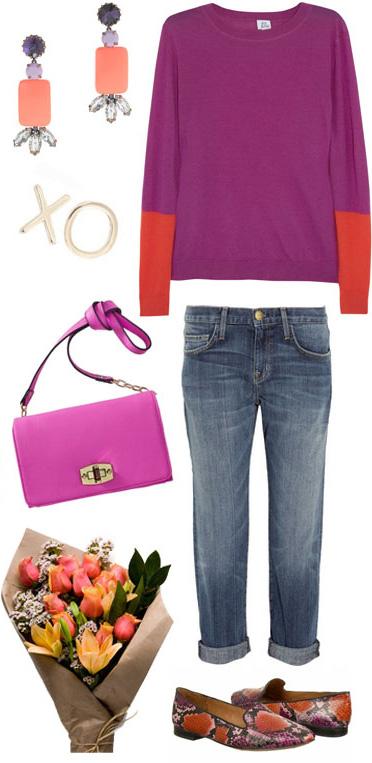 blue-med-boyfriend-jeans-purple-royal-sweater-pink-bag-earrings-howtowear-valentinesday-outfit-fall-winter-lunch.jpg