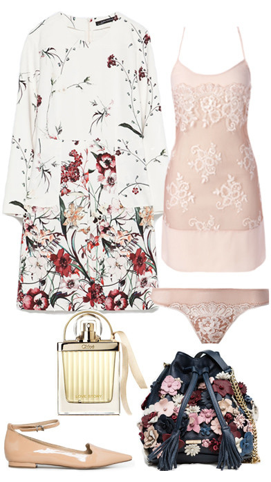 white-dress-aline-floral-print-slip-tan-shoe-flats-romantic-date-howtowear-valentinesday-outfit-fall-winter-dinner.jpg
