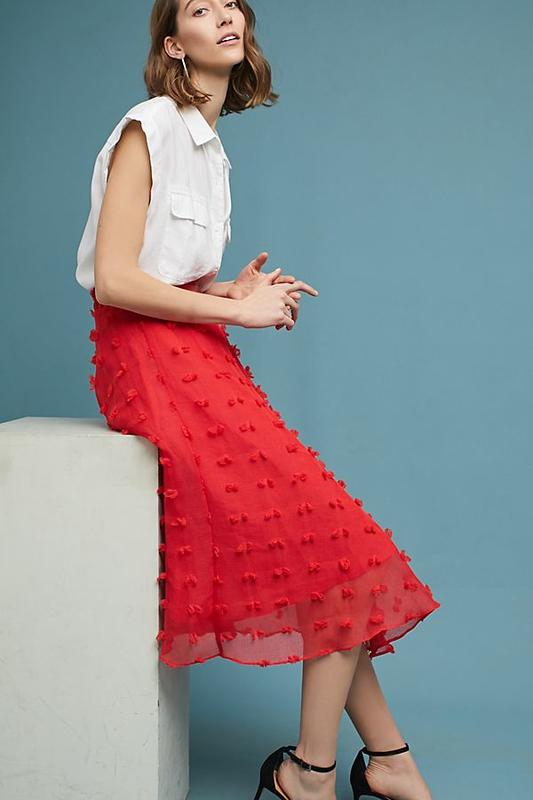 red-midi-skirt-white-top-blouse-hairr-lob-howtowear-valentinesday-outfit-fall-winter-dinner.jpg
