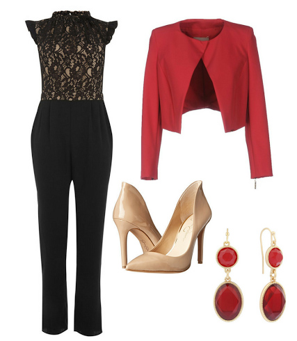 black-jumpsuit-red-jacket-crop-tan-shoe-pumps-earrings-howtowear-valentinesday-outfit-fall-winter-dinner.jpg