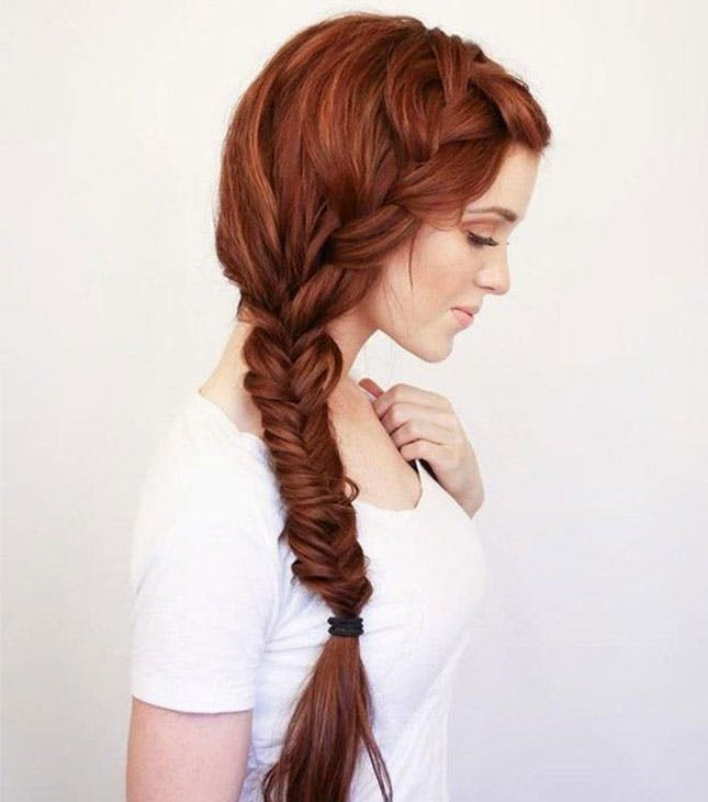 hair-styles-what-to-wear-valentines-day-dinner-holiday-outfits-winter-side-braid-fishtail-long.jpg