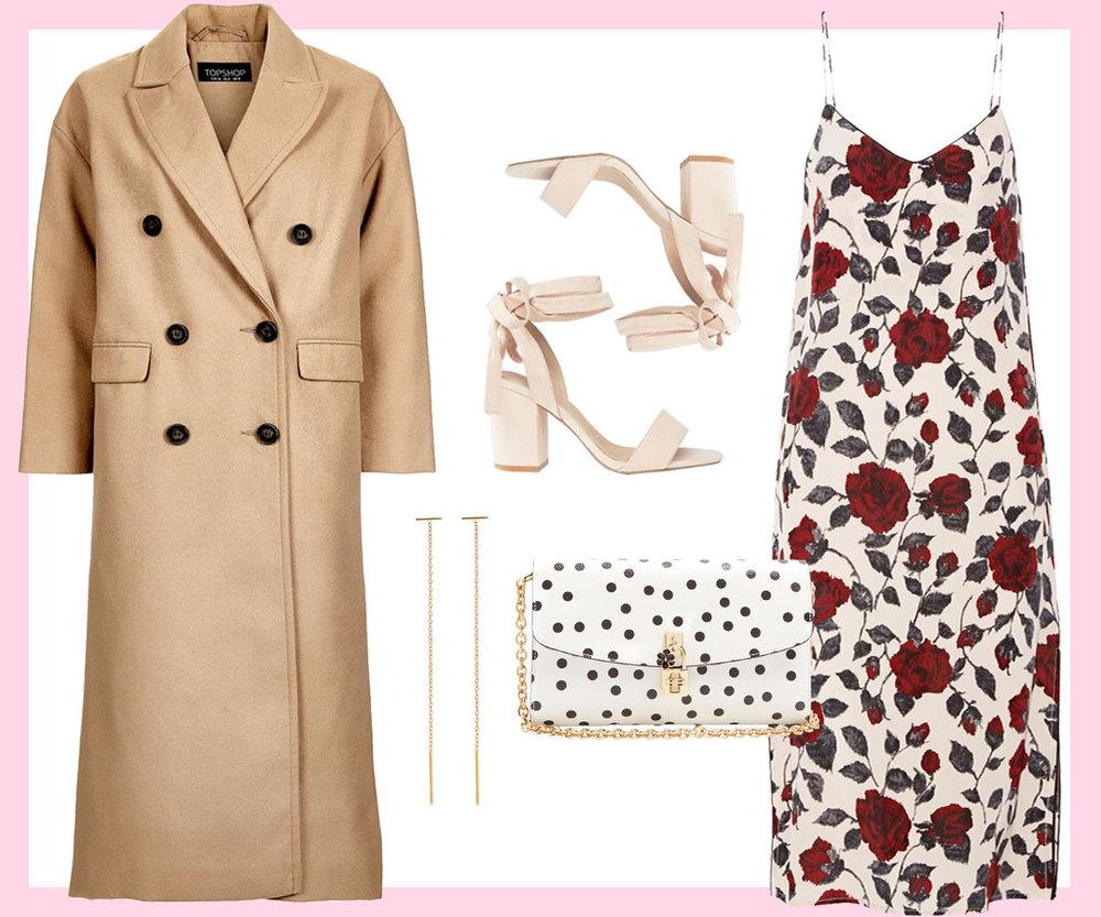 white-dress-slip-floral-print-roses-white-shoe-sandalh-earrings-tan-jacket-coat-white-bag-valentinesday-date-outfits-fall-winter-dinner.jpg