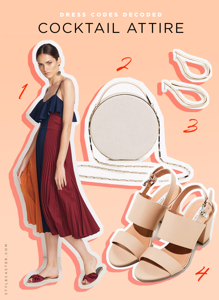 what-to-wear-for-a-summer-wedding-guest-outfit-cocktail-attire-dress-code-burgundy-dress-midi-colorblock-tan-shoe-sandalh-hoops-dinner.jpg