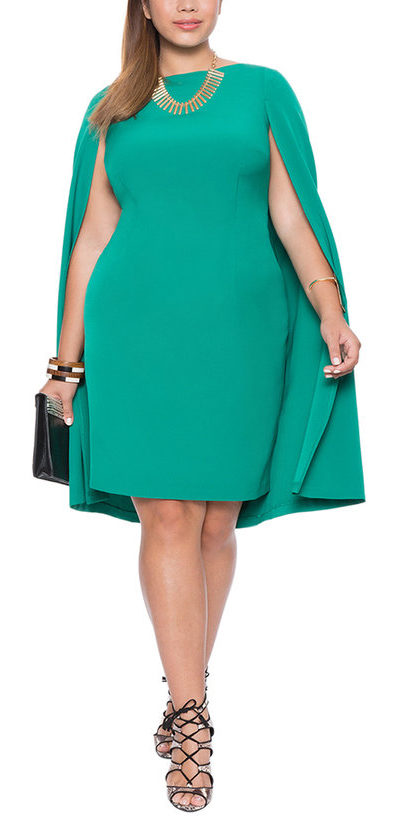 what-to-wear-for-a-summer-wedding-guest-outfit-green-emerald-dress-bodycon-cape-bib-necklace-hairr-black-shoe-sandalh-dinner.jpg