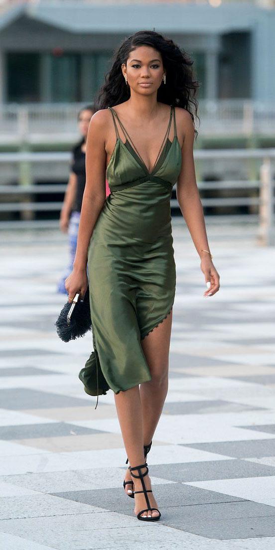 green-olive-dress-slip-green-shoe-sandalh-chaneliman-howtowear-spring-summer-brun-wedding-dinner.jpg