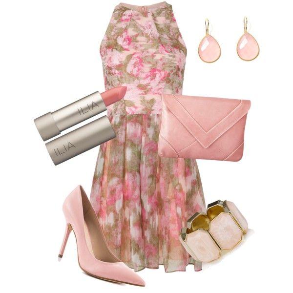 r-pink-light-dress-pink-shoe-pumps-pink-bag-clutch-floral-print-aline-earrings-jewel-bracelet-howtowear-fashion-style-outfit-spring-summer-wedding-dinner.jpg