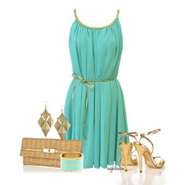 green-emerald-dress-tan-shoe-sandalh-earrings-tan-bag-clutch-bracelet-tank-howtowear-fashion-style-outfit-spring-summer-wedding-dinner.jpg