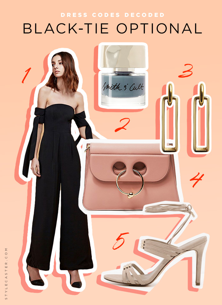 what-to-wear-for-a-summer-wedding-guest-outfit-black-tie-optional-dress-code-black-jumpsuit-offshoulder-pink-bag-nail-earrings-tan-shoe-sandalh-dinner.jpg