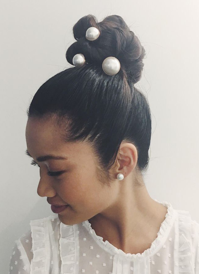 wedding-guest-hair-topknot-bun-updo-style-beauty-pearl-pins-high.jpg