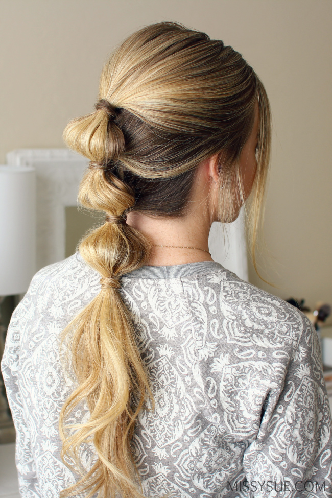 wedding-guest-hair-bubble-ponytail-updo-style-beauty-blonde-messy-long.jpg