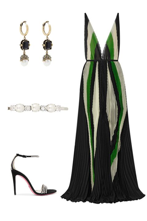 what-to-wear-for-a-fall-wedding-guest-outfit-autumn-black-tie-black-dress-maxi-gown-black-shoe-sandalh-earrings-dinner.jpg