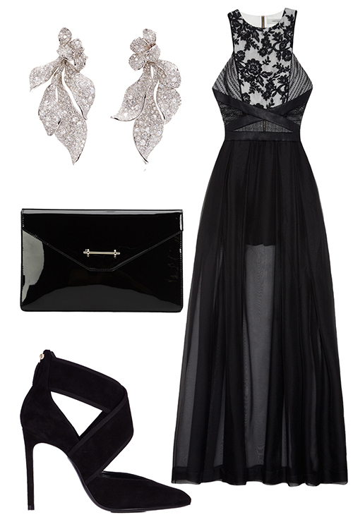 what-to-wear-for-a-winter-wedding-guest-outfit-black-dress-maxi-gown-earrings-black-bag-clutch-black-shoe-pumps-dinner.jpg
