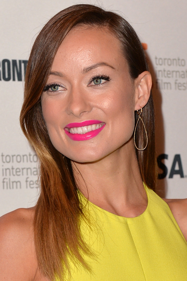 lips-how-to-do-your-makeup-for-wedding-guest-beauty-oliviawilde-pink-lipstick-yellow-dress.jpg