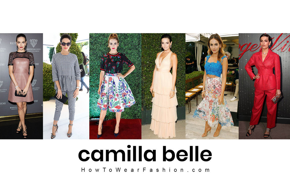 Camilla Belle's fashion style! See all her best outfit looks here.